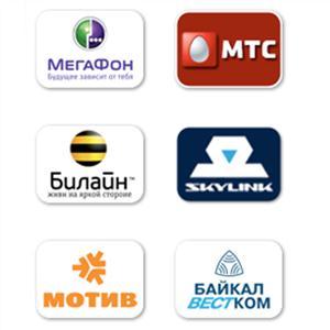 Операторы сотовой связи Амбарного