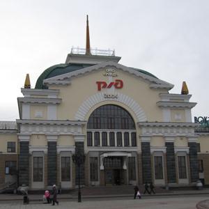 Железнодорожные вокзалы Амбарного